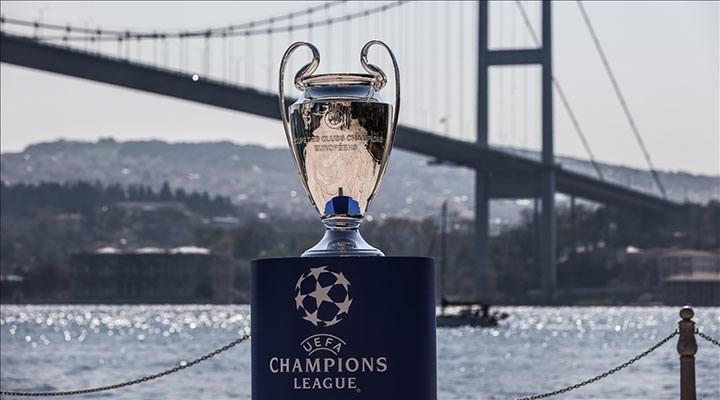 UEFA açıkladı: 2023 yılındaki Şampiyonlar Ligi finali İstanbul'da oynanacak