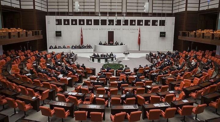 3 milletvekilinin dokunulmazlık dosyaları Meclis'e geldi