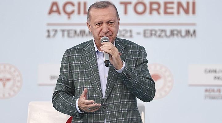 Erdoğan: Rize'de selin vurduğu yerler afet bölgesi olacak