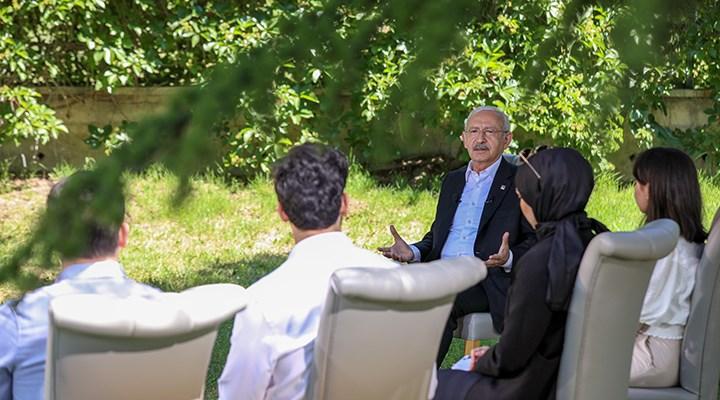 Kılıçdaroğlu: YÖK'ün kaldırılması lazım