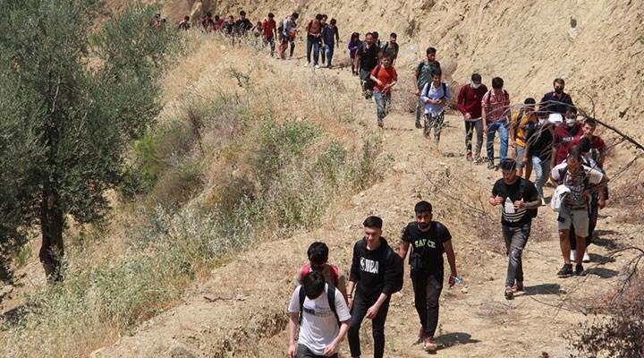 Binlerce göçmen geliyor