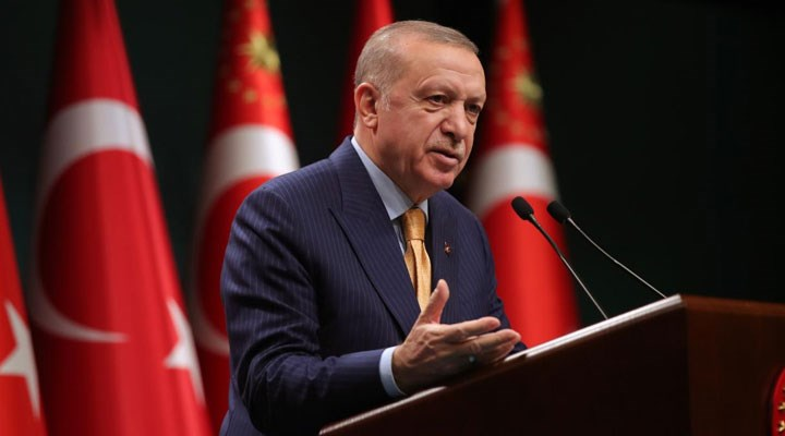 Erdoğan: Kıbrıs Türk tarafı kimin çözümden yana olduğunu bir kez daha göstermiştir