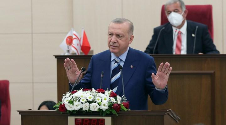 Erdoğan, 'müjde'yi açıkladı: Kıbrıs'a yeni külliye yapılacak