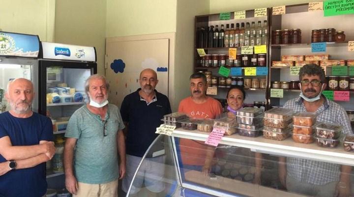 Dayanışma Kooperatifi gönüllüleri İzmir'de buluştu