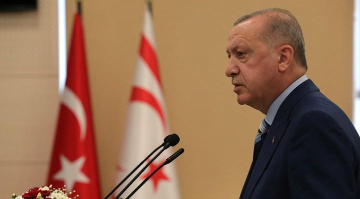 Erdoğan: Gün boyunca 'Bir gece ansızın gelebilirim' şarkısını çaldık