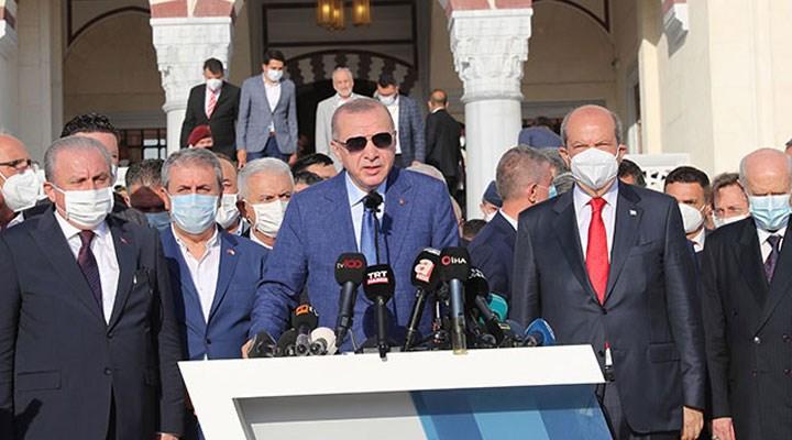 Erdoğan: Türkiye'nin Taliban'ın inancıyla alakalı ters bir yanı yok