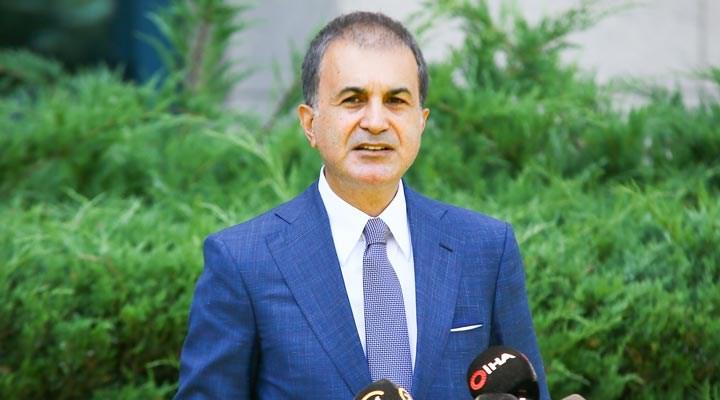 AKP Sözcüsü Çelik, külliye projesini eleştiren Akıncı'ya tepki gösterdi
