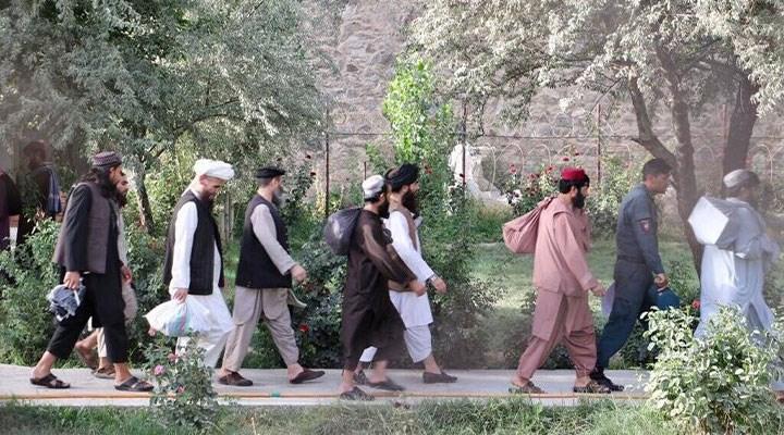 Kabil bekçiliği için Taliban'a yeşil ışık