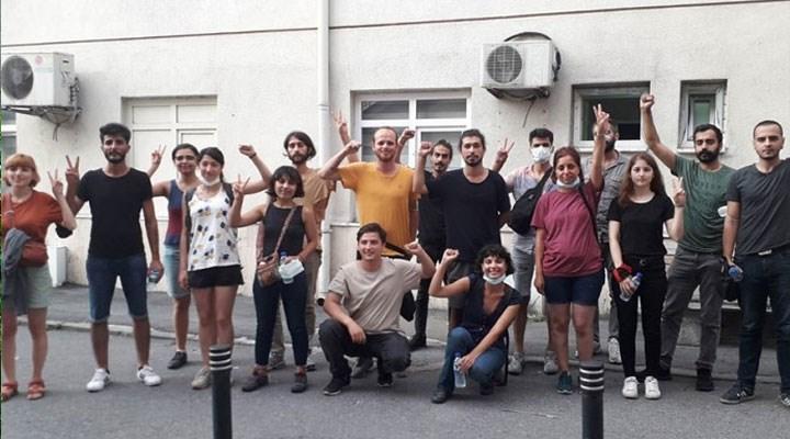 Suruç anmasında gözaltına alınan 50 kişi serbest bırakıldı, 12 kişi mahkemeye sevk edildi