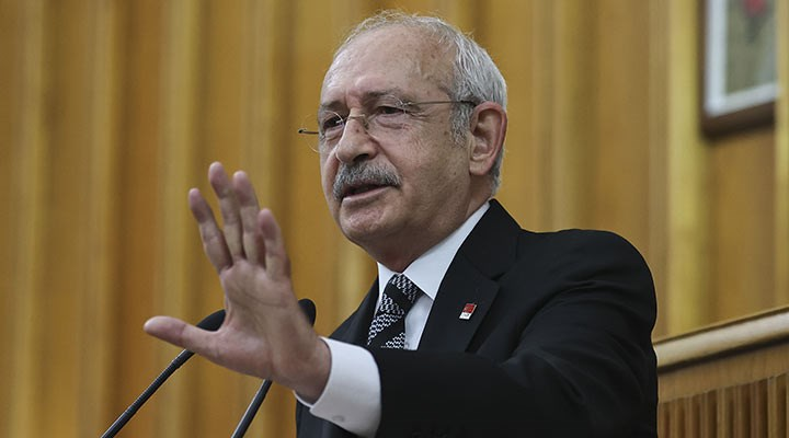 Kılıçdaroğlu'ndan Erdoğan'a: Misak-ı Milli kim, sen kim?