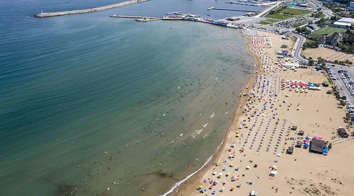Şile'de 3 kişi boğuldu, denize girmek yasaklandı
