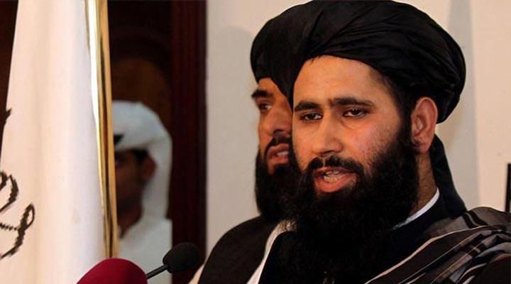 Taliban Sözcüsü: Türkiye'nin Afganistan'a birliklerini sokmasına izin vermeyeceğiz