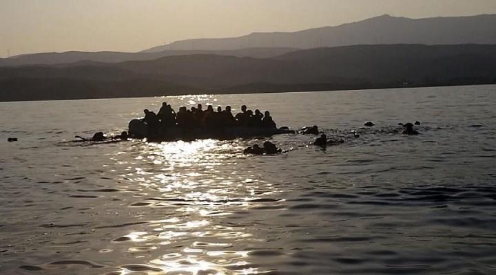 Girit açıklarında tekne battı: 37 sığınmacı kurtarıldı, 8'ine ulaşılamadı
