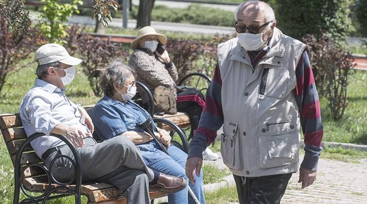 Yaşlı evsizler ülkesi