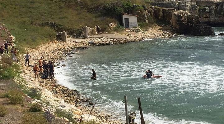 Yüzmek için girdiği denizde kaybolmuştu: Özcan Demir'in cansız bedeni 25 saat sonra bulundu