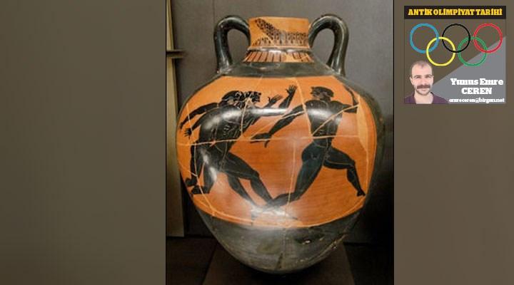 Antik olimpiyatların düzeni ve kapsamı