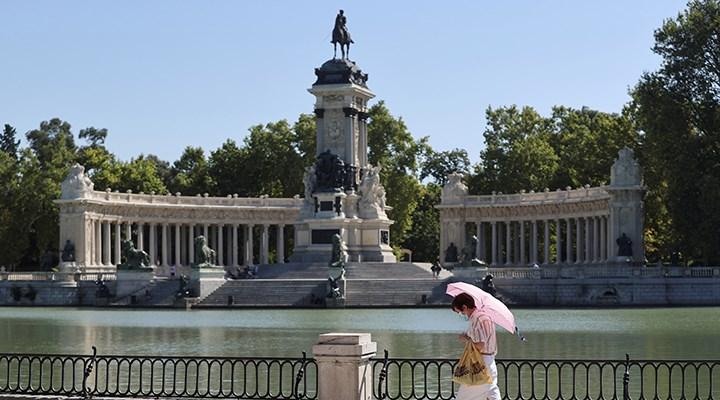 Paseo del Prado ve Retiro Park, UNESCO Dünya Mirası Listesi'ne alındı
