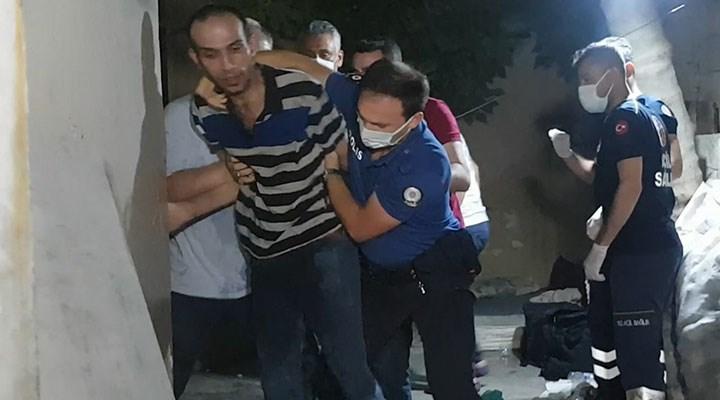 Annesini, eşini ve beş çocuğunu rehin alan şahıs gözaltına alındı