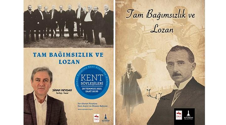 APİKAM Lozan Antlaşması'nı iki etkinlikle anacak