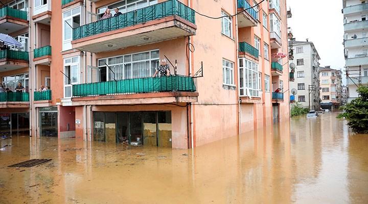 Artvin'de felaketin bilançosu ağır: 39 yapı yıkıldı, bin 459'u hasarlı