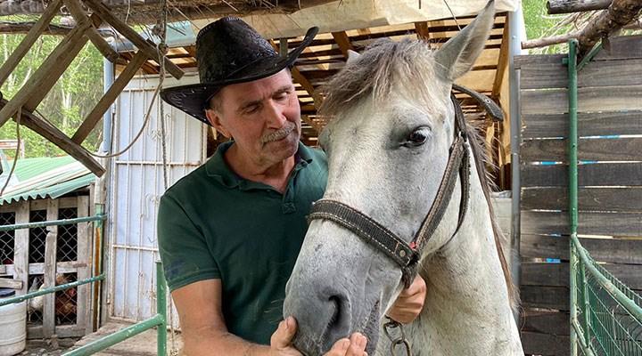 Selim Baba'nın bir çiftliği var