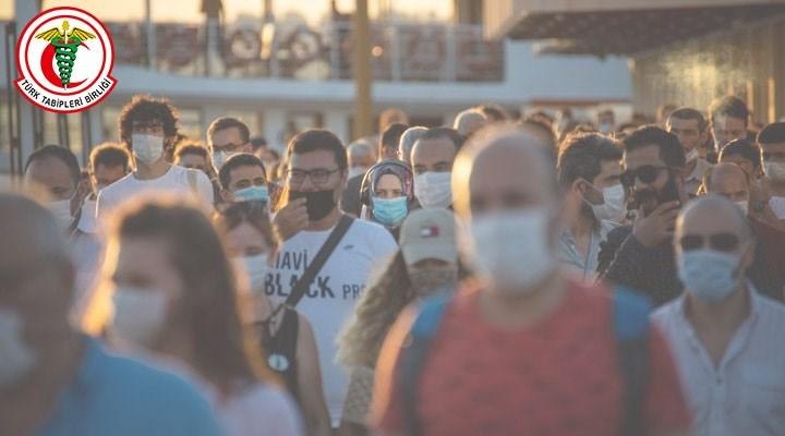 TTB: Koronavirüse karşı hızla önlemler alınmalı