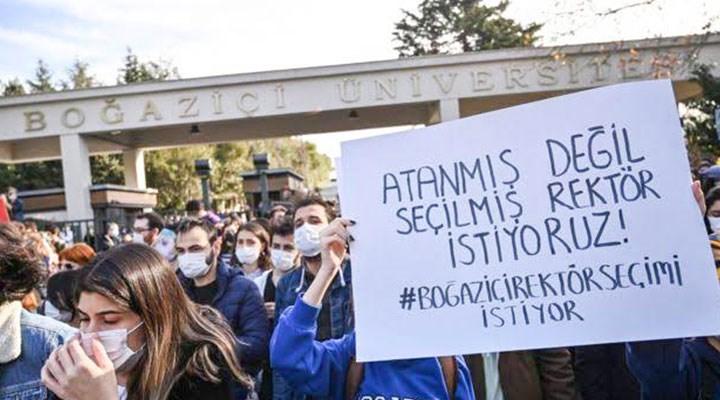 Üniversite, AKP iktidarı ve Boğaziçi Direnişi
