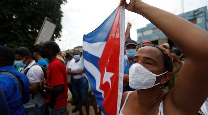 Küba'nın Paris Büyükelçiliği'ne molotofkokteylli saldırı