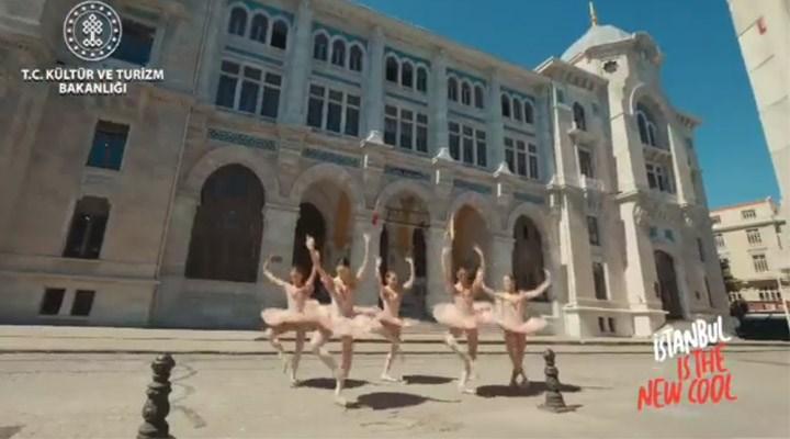 """Kültür ve Turizm Bakanlığı'nın 'İstanbul' isimli tanıtım filmi tepki çekti: """"Burası hangi ülke acaba?"""""""