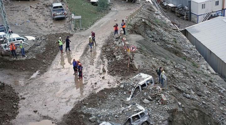Artvin'de selde kaybolan Serdar Yiğit'in cansız bedeni bulundu