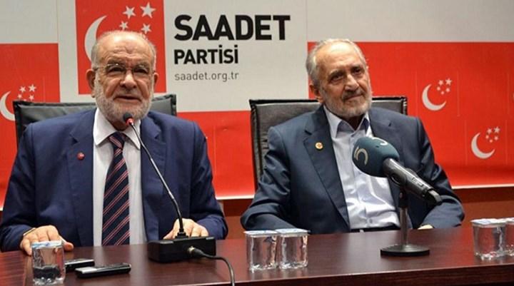 Asiltürk'ten Karamollaoğlu'na: Diğer partilerden biri gibi olur, sonra da yok oluruz