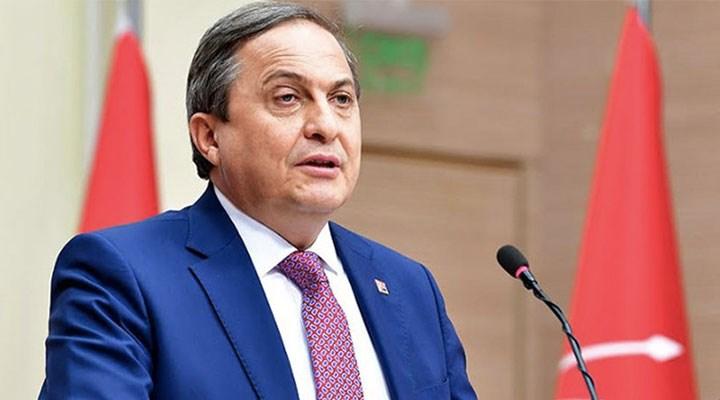 CHP Genel Başkan Yardımcısı Seyit Torun'un bacağı kırıldı
