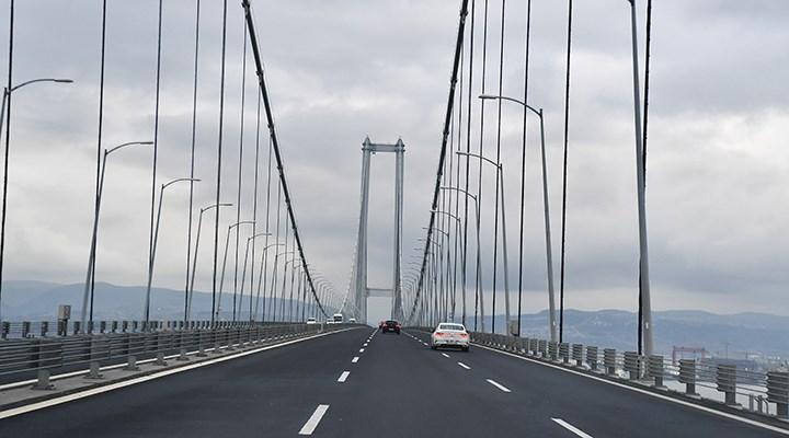 CHP'li Başarır: Osmangazi Köprüsü'nü işleten firmaya 6 ay için 1.5 milyar TL ödendi