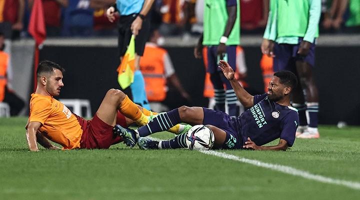 Galatasaray Şampiyonlar Ligi'ne veda etti