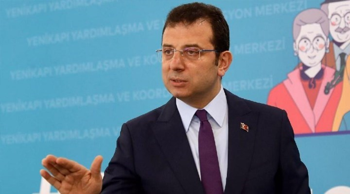 İmamoğlu'ndan Bolu Belediye Başkanı'na: O söylemleri kabul etmiyorum