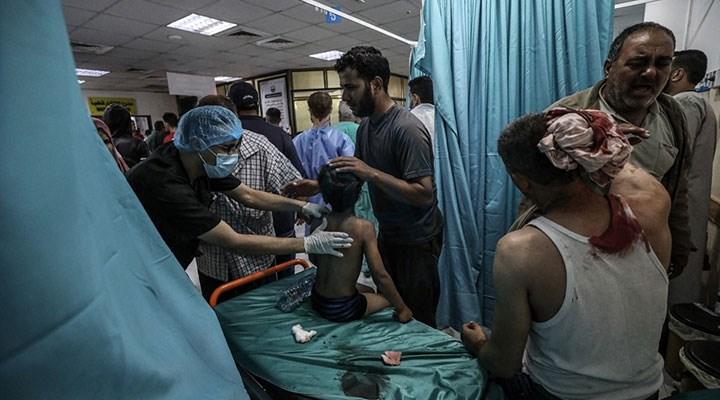 İsrail'e 'savaş suçu' suçlaması