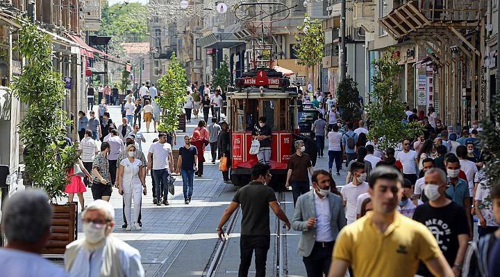 Koronavirüs   Türkiye'de günlük vaka sayısı 22 bini aştı