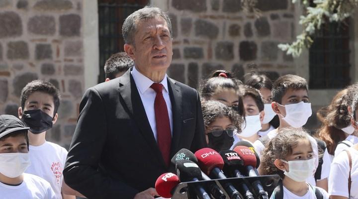 Milli Eğitim Bakanı Ziya Selçuk: 'Okulları açmakta çok kararlıyız'