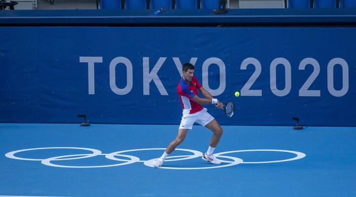 Tokyo 2020 Olimpiyat Oyunları: Tek erkeklerde çeyrek final eşleşmeleri belli oldu
