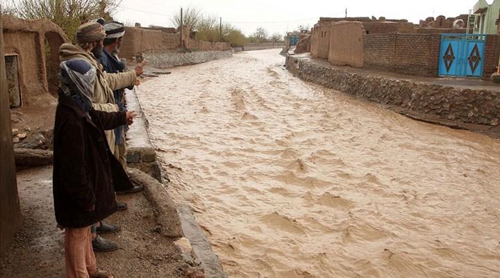 Afganistan'da sel: 40 ölü