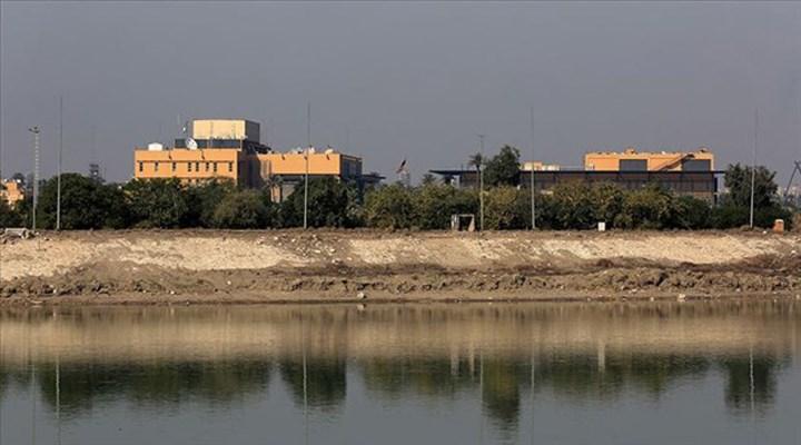 Irak'ın başkenti Bağdat'ta ABD Büyükelçiliğine roketli saldırı