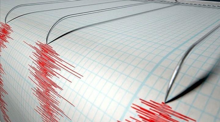 Muş'ta 3.7 büyüklüğünde deprem