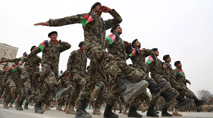 NATO'nun Afgan özel askeri birlikleri Türkiye'de eğitime başlıyor