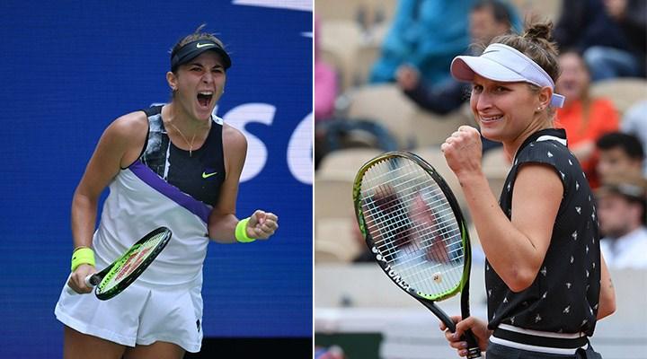 Tokyo 2020 | Teniste tek kadınlar finalinin adı belli oldu: Vondrousova-Bencic