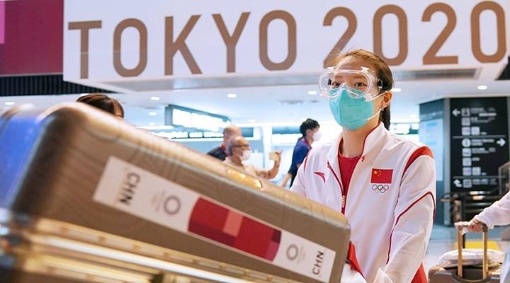 Tokyo Olimpiyatları'nda Covid-19'a yakalananların sayısı 193'e çıktı