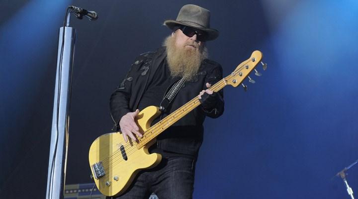 ZZ Top'ın bas gitaristi Dusty Hill yaşamını yitirdi