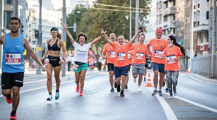 9 Eylül Yarı Maratonu 5 Eylül'de