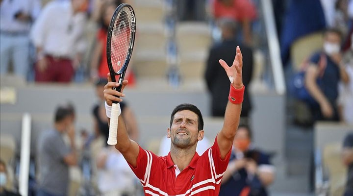Djokovic'in golden-slam hayali suya düştü