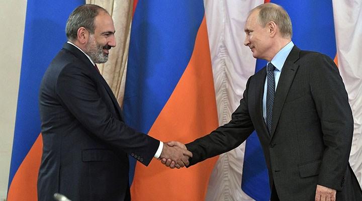 Paşinyan sınırda Rus askeri istedi