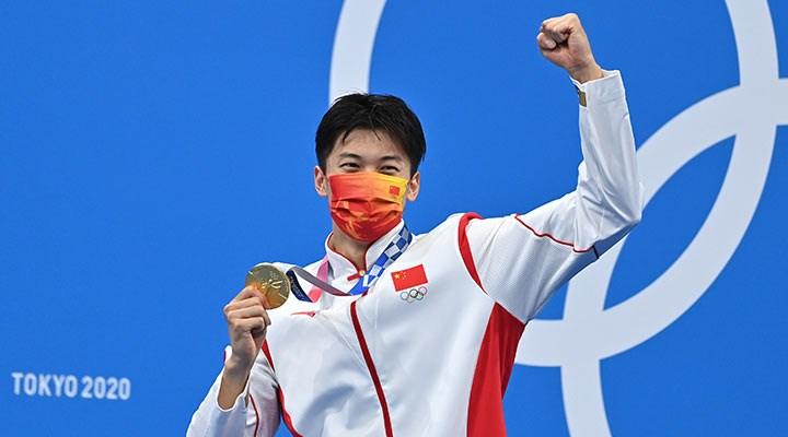 Tokyo 2020'de 7. gün: Çin madalya sıralamasında zirvede